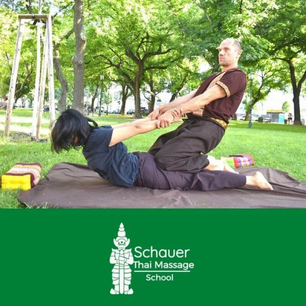 Thai Massage Energie Linien