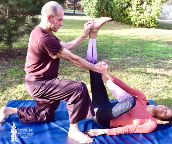 Thai Yoga Stretching Kurs