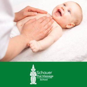 Thai Säuglings Baby Massagekurs in Wien