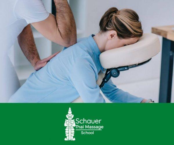 thai chair massage course