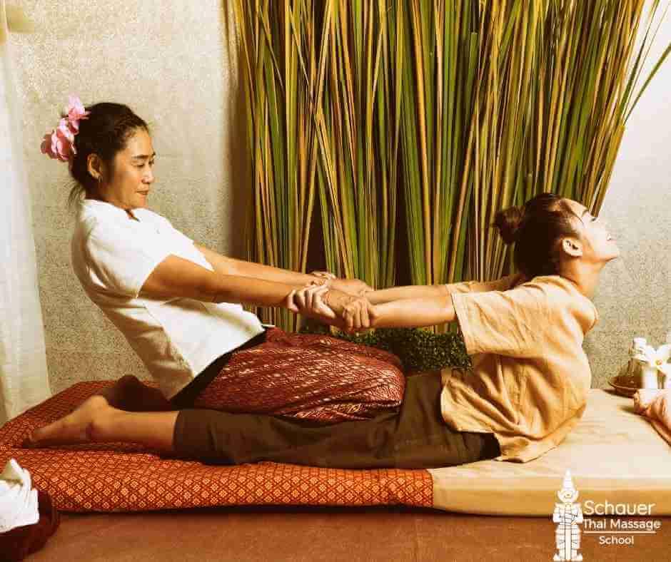 Vorteile Thai Massage